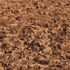 Remblais de terre